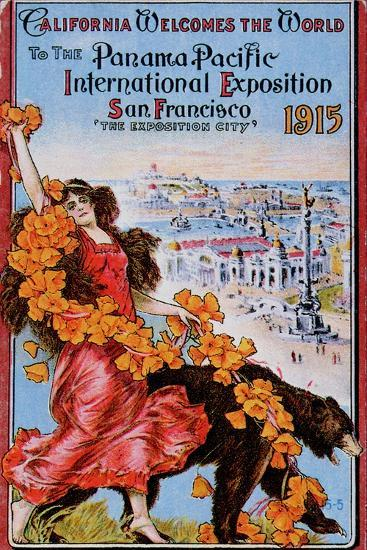 World's Fair: California Welcomes the World to the Panama Pacific International Exposition--Art Print