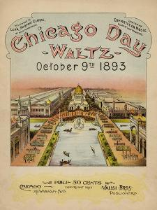 World's Fair: Chicago Day Waltz, October 9th, 1893