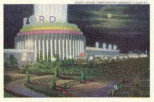 World's Fair, Ford Exhibit