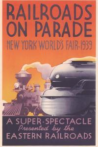 World's Fair Railroad Show