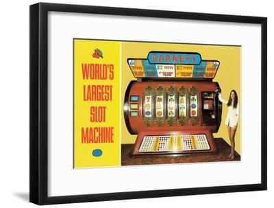 World's Largest Slot Machine