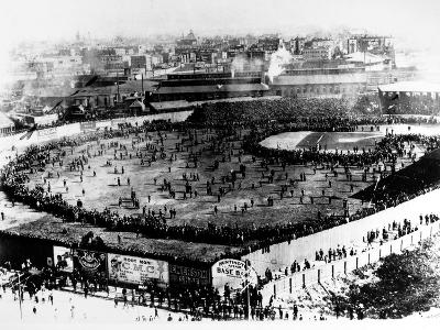 World Series, 1903--Giclee Print