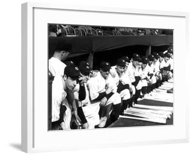 World Series, New York Yankees, c.1937