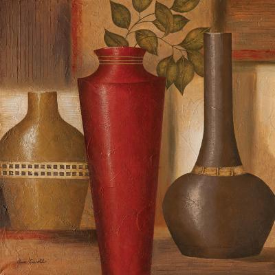 World Spice I (detail)-Jane Carroll-Art Print