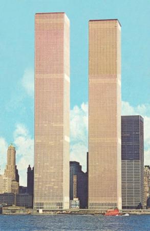 World Trade Center Towers, New York City