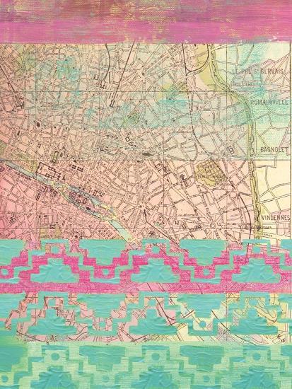 World Traveler IV-Ashley Sta Teresa-Art Print