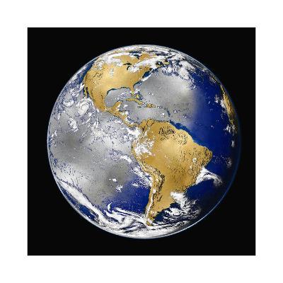 World Turning I-Russell Brennan-Giclee Print