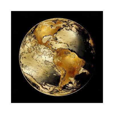 World Turning IV-Russell Brennan-Giclee Print