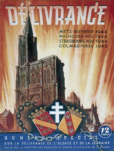 World War 2: Deliverance!, 1945--Giclee Print