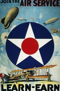 World War I: Air Service.