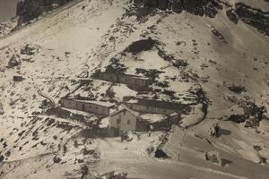 World War I: Forcella Nuvolao (Nuvolau)