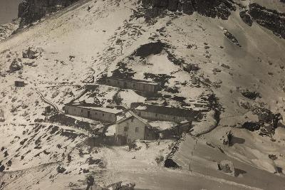 World War I: Forcella Nuvolao (Nuvolau)--Photographic Print
