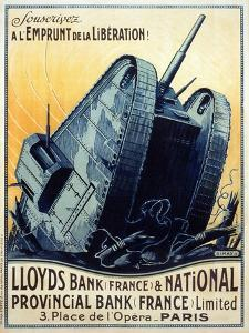 World War I: French Poster