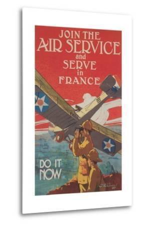 World War I Raf Recruitment Poster