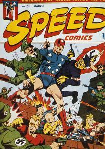 World War Ii: Comic Book