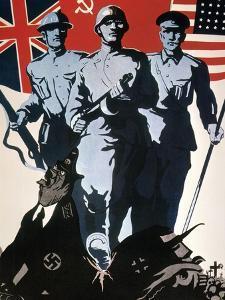 World War Ii: Soviet Poster