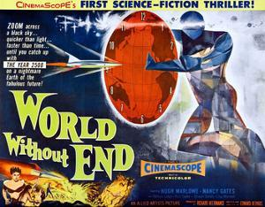 World Without End, Bottom Left: Nancy Gates, 1956