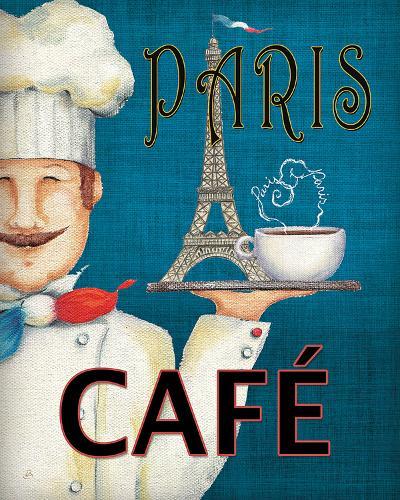 Worlds Best Chef II-Daphne Brissonnet-Art Print