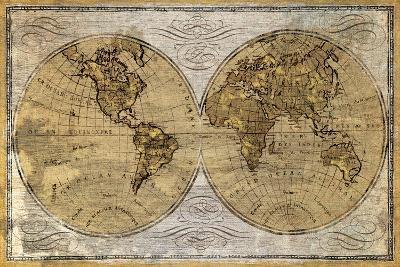 Worldwide I-James Wioens-Art Print