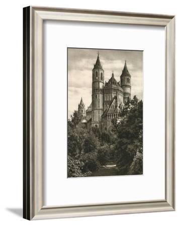 'Worms. Dom', 1931-Kurt Hielscher-Framed Photographic Print