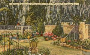 Wormslie Garden, Savannah, Georgia