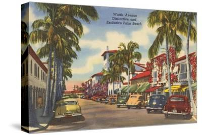 Worth Avenue, Palm Beach, Florida