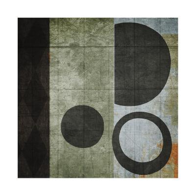 Woven I-Noah Li-Leger-Giclee Print
