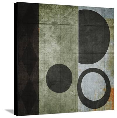 Woven I-Noah Li-Leger-Stretched Canvas Print