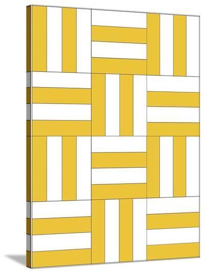 Woven Key-Dan Bleier-Stretched Canvas Print