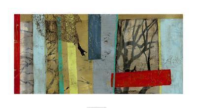 Woven Landscape II-Jennifer Goldberger-Limited Edition