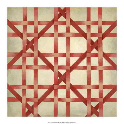 Woven Symmetry III-Chariklia Zarris-Premium Giclee Print
