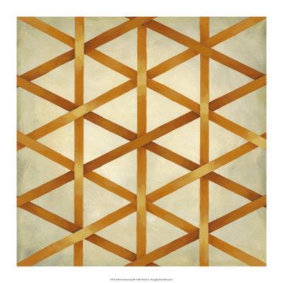 Woven Symmetry IV-Chariklia Zarris-Premium Giclee Print