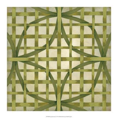 Woven Symmetry V-Chariklia Zarris-Premium Giclee Print