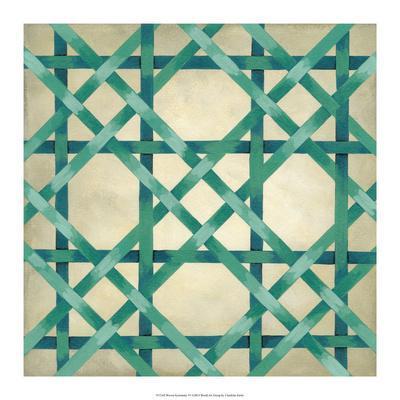 Woven Symmetry VI-Chariklia Zarris-Premium Giclee Print
