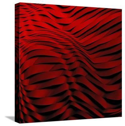 Woven Wave-Gilbert Claes-Stretched Canvas Print