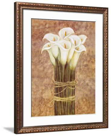 Wrapped Calas-Herve Libaud-Framed Art Print
