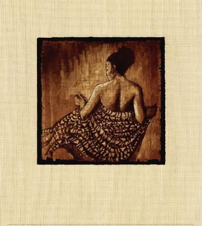 Wrapped in the Glow-Monica Stewart-Art Print