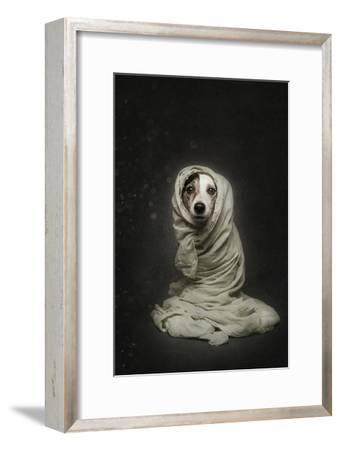 Wrapped-Heike Willers-Framed Giclee Print