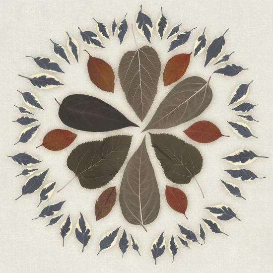 Wreath II-Edward Selkirk-Art Print