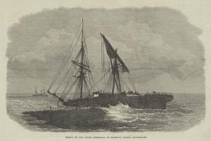 Wreck of the Young Australia on Moreton Island, Queensland