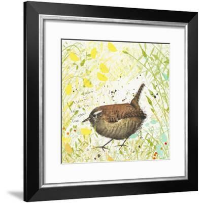 Wren-Michelle Campbell-Framed Giclee Print