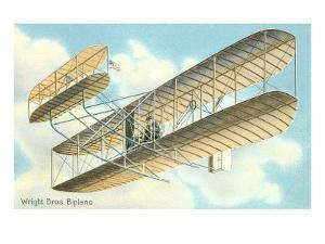 Wright Brothers Bi-plane