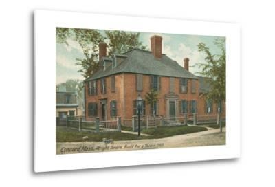 Wright Tavern, Concord