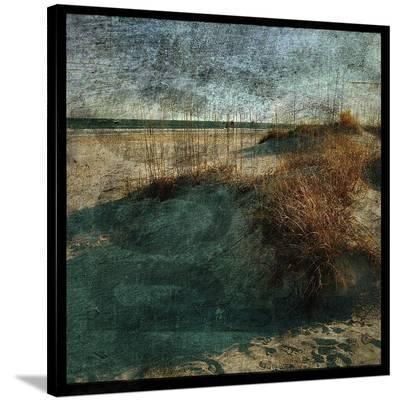 Wrightsville Dunes-John W^ Golden-Stretched Canvas Print