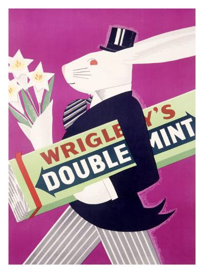 Wrigley's Chewing Gum--Giclee Print
