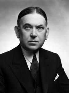 Writer and Journalist H.L. Mencken, 1940