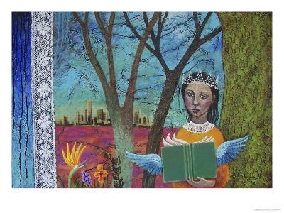 Writer, Dreamer-Helen Lurye-Giclee Print