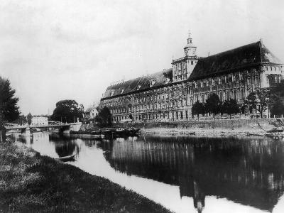 Wroclaw University-Hulton Archive-Photographic Print