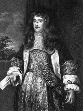 Henry Bennet, 1st Earl of Arlington, 17th Century English Statesman