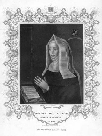 Margaret of Lancaster, Mother of Henry VII